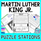 Martin Luther King Jr. ESCAPE ROOM : Civil Rights, Black H