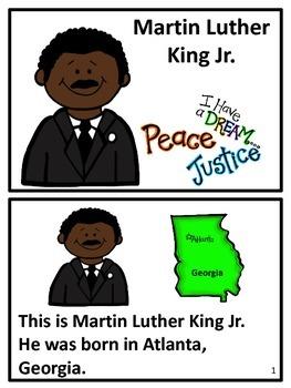 Martin Luther King Jr. Easy Reader