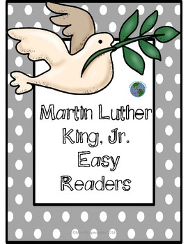 Martin Luther King, Jr. Easy Readers