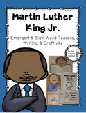 Martin Luther King Jr. Emergent Reader and Craft