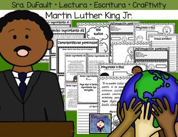 Martin Luther King Jr. En español