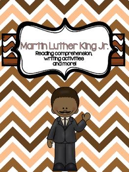 Martin Luther King Jr. (English)