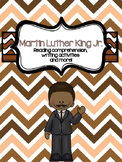 Martin Luther King Jr. (English)