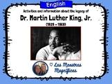 Martin Luther King Jr. - English