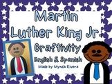 Martin Luther King Jr. (English & Spanish)