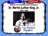 Martin Luther King Jr. English - Spanish Bundle