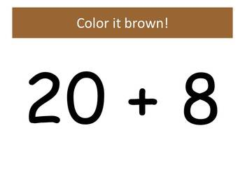 Martin Luther King Jr. Expanded Notation - Watch, Think, Color Game!