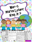 Martin Luther King Jr.: Extended Lessons for Young Learners