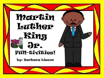 Martin Luther King Jr. FUN-tivities!