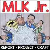 MLK Jr: Martin Luther King Jr. Fact Fans
