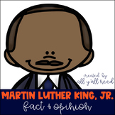 Martin Luther King, Jr.: Fact and Opinion