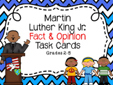 Martin Luther King Jr. - Fact and Opinion
