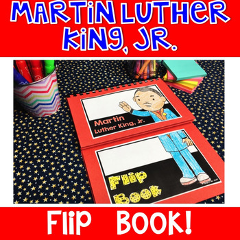 Martin Luther King, Jr. Flip Book