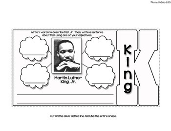 Martin Luther King Jr | Distance Learning