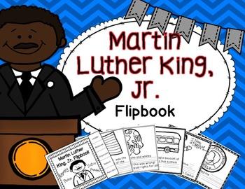 Martin Luther King, Jr. Flipbook