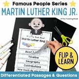 Martin Luther King Jr. Flipbook