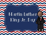 Martin Luther King Jr. Flipbook and Activities
