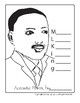 Martin Luther King, Jr. Free Activities/Printables