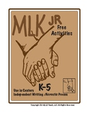 Martin Luther King, Jr. Activities/Printables