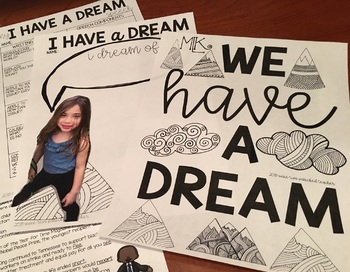 "Martin Luther King, Jr. ""I Have a Dream"" Project"