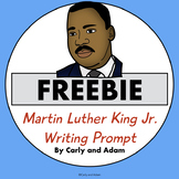 Martin Luther King Jr. Free Writing Prompt