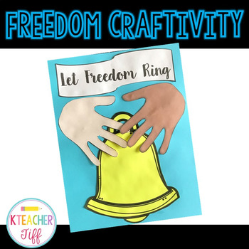 Martin Luther King Jr. Freedom Craftivity