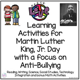 Martin Luther King Jr. Activities Character Traits