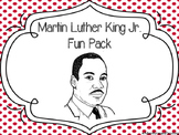Martin Luther King Jr. Fun Pack
