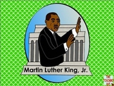 Martin Luther King Jr. Graphic Organizer-Free