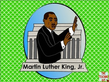 Martin Luther King Jr Graphic Organizer Free