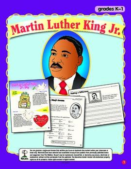 Martin Luther King Jr. (Grs. K-1)