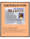 Martin Luther King, Jr. - Guided Reading and Activities