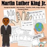 Black Lives Matter *Martin Luther King Jr. Activities, Printable/ Digital