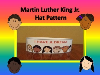 Martin Luther King Jr. Headband