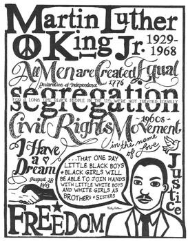 'I Have A Dream' - Martin Luther King Jr Speech Highlights JPG
