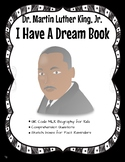 Martin Luther King Jr I Have A Dream Book