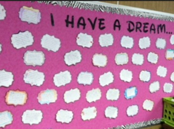Dr. Martin Luther King, Jr. Lesson Plans and Bulletin Board ...