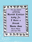 Martin Luther King Jr. I Have A Dream Music Duo
