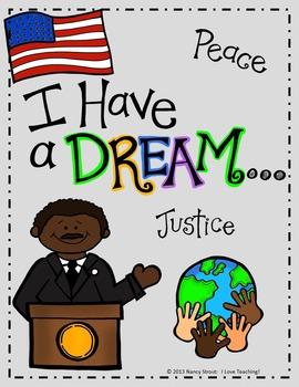 Martin Luther King Jr: Printables