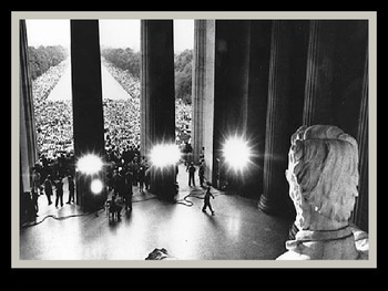 """Martin Luther King Jr. """"I have a dream..."""" Powerpoint presentation"""