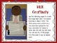 Martin Luther King, Jr. Informational Pack AND Craftivity