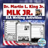 Dr. Martin Luther King Jr. ELA Activities