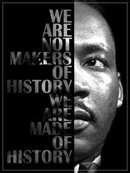 Martin Luther King Jr. Inspirational Quote
