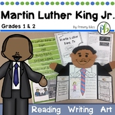 Martin Luther King, Jr.: Reading, Writing, and Art Unit