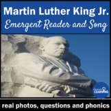 Martin Luther King Jr.Interactive Book and Song