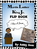 Martin Luther King Jr. Interactive Flip Book Activity