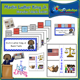 Martin Luther King Jr. Interactive Foldable Booklets - Black History Month