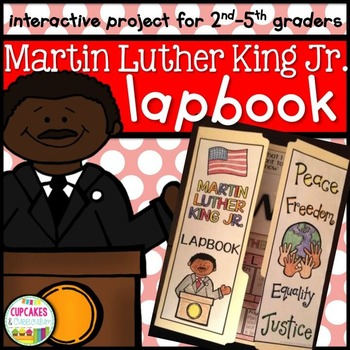 Martin Luther King Jr By Cupcakes N Curriculum Teachers
