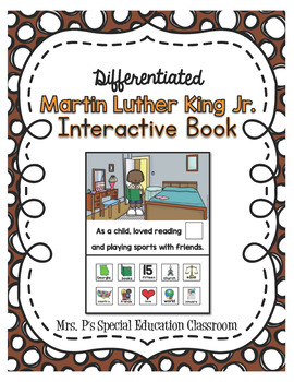 Martin Luther King Jr. Interactive Text