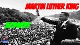 Martin Luther King Jr. Jeopardy Game (Google Slides)